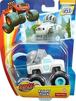 juguete fisher-price nickelodeon blaze w56