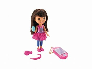 juguete fisher-price nickelodeon dora