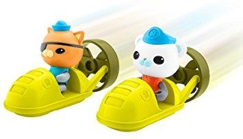 juguete fisher-price octonauts control remoto gup-k