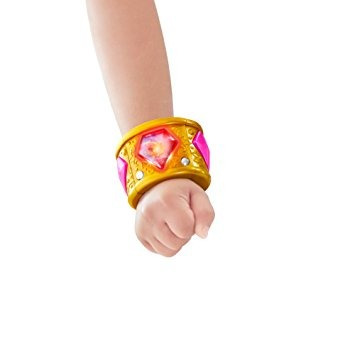 juguete fisher-price reflejo y un brillo, pulseras shine co
