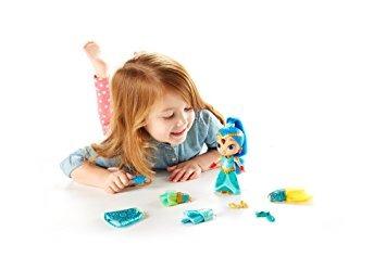 juguete fisher-price reflejo y un brillo shine vestido mági