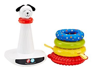 juguete fisher-price roly poly rock-a-pila