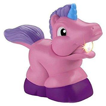 juguete fisher-price salvajes luces unicorn