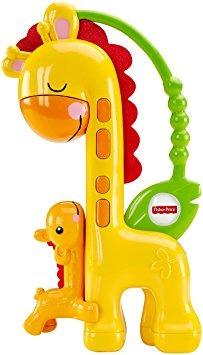 juguete fisher-price slider, la jirafa