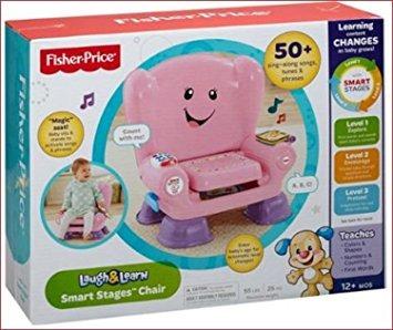 juguete fisher price smart etapas de la risa