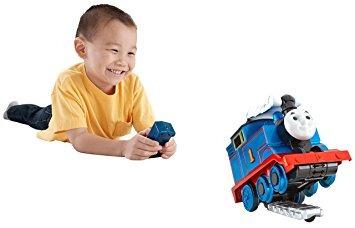 juguete fisher-price thomas el tren del tirón turbo thomas