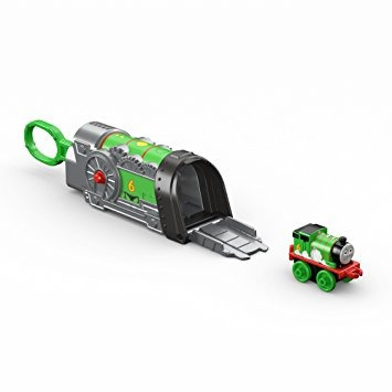 juguete fisher-price thomas el tren minis percy launcher