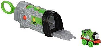 juguete fisher-price thomas el tren minis percy launcher