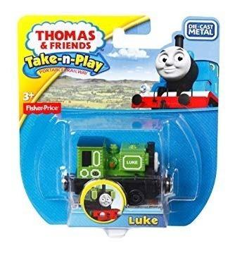 juguete fisher-price thomas el tren take-n-play lucas