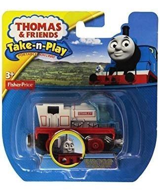 juguete fisher-price thomas el tren take-n-play stanley en