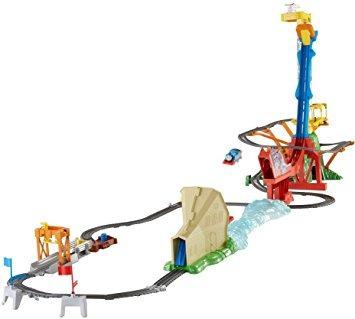 juguete fisher-price thomas el tren trackmaster thomas 'sky