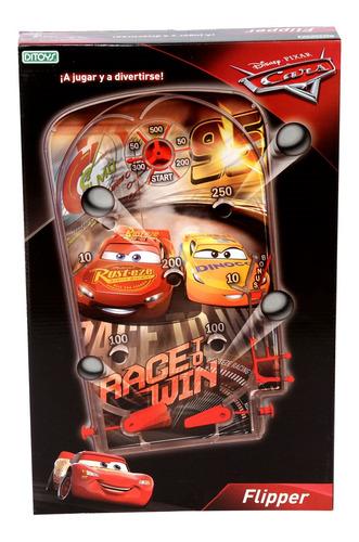 juguete flipper cars 2 ditoys 1518 original+cuota