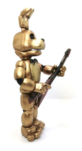 juguete fnaf golden bonnie five night at freddys figura 24cm