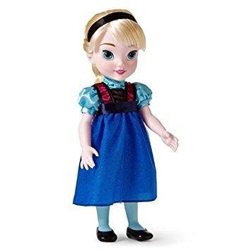 juguete frozen niño de la muñeca elsa