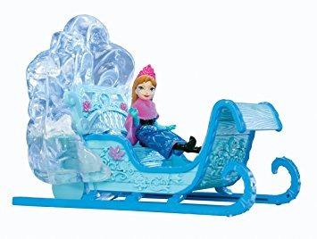 juguete frozen remolino del trineo