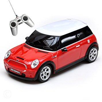 juguete función completa de mini cooper del control de radi