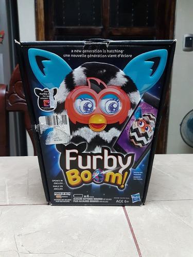 juguete furby boom, marca hasbro