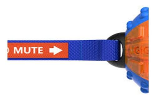 juguete gigwi pelota mute/squeak entretenimiento canino