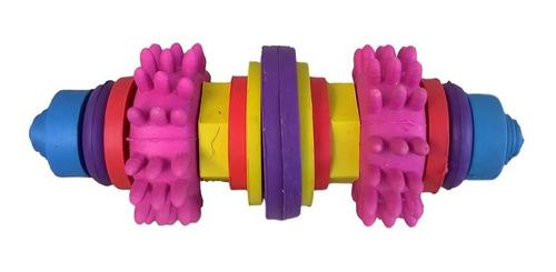 juguete goma ultra resistente para perros + envío gratis