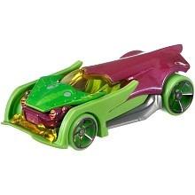 juguete green goblin hot wheels auto de colección marvel car