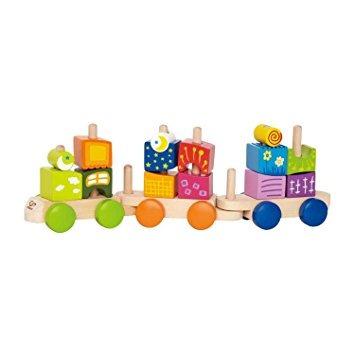 juguete hape - explorador temprana - fantasia bloques conju