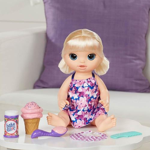 juguete hasbro baby alive c1090 bebe