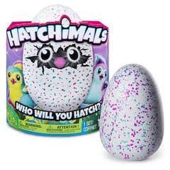 juguete hatchimals huevo