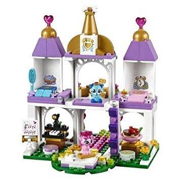 juguete hermosa 186 piezas disney princess palace mascotas
