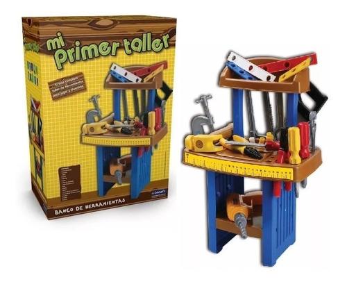 juguete herramientas taller