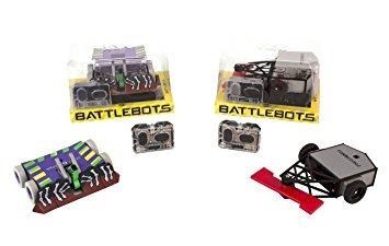 juguete hexbug battlebots combate a distancia individual (i