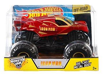 juguete hot wheels monster jam 0124 fundido a troquel del v