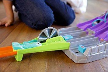 juguete hot wheels raid de split reductores de velocidad de