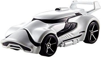juguete hot wheels star wars la fuerza del personaje despie