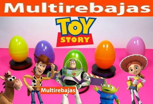 juguete huevo sorpresa toy story