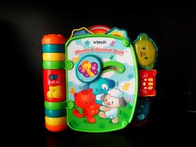Vtech Juguete Juguete Infantil Infantil Libro Interactivo LqUpGSMzjV