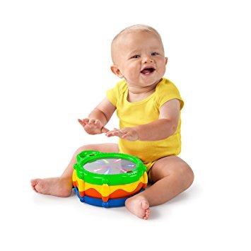 juguete inicia brillantes bebé de luz risita y tambores