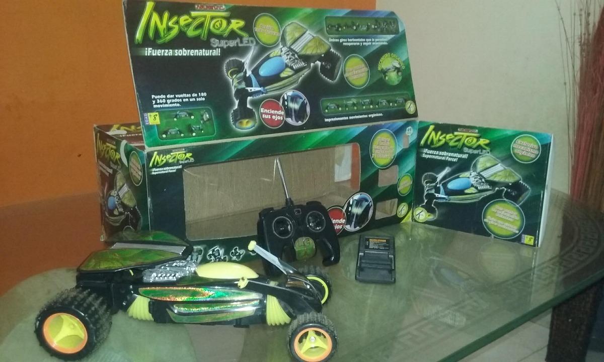Juguete Insector Carro Control Remoto Bs 500 00 En Mercado Libre