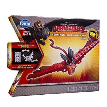 juguete ionix dragones cómo entrenar a tu dragón 2 hookfang