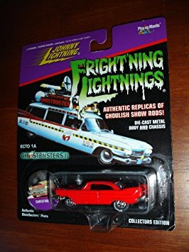 juguete johnny lightning frightning relámpagos christine di