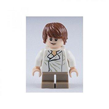 juguete joven han solo - lego star wars minifigure (padawan