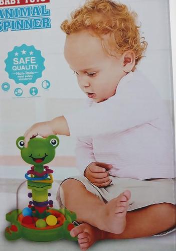 juguete juego bebe didactico