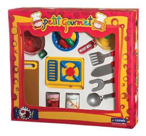 juguete juego cocina accesorios petit gourmet babymovil n309