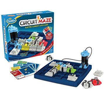 juguete juego de la tarjeta de circuitos maze