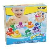 juguete juego delfines acuaticos tomy