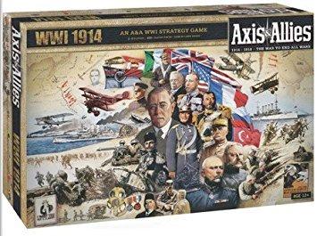 Juguete 1914 Juego De Mesa De La Primera Guerra Mundial Eje