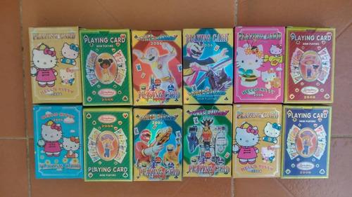 juguete juegos de cartas para niños y niñas
