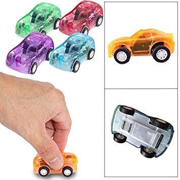 juguete juguete cubby mini retirarse y go fast car racing.