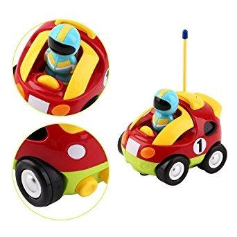 juguete juguete yks historieta r / c del coche de carreras