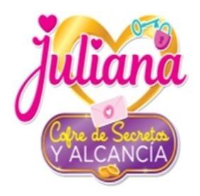 juguete juliana cofre de secretos alcancia jyj educando full