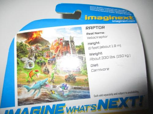juguete jurassic world tyrannosaurus rex